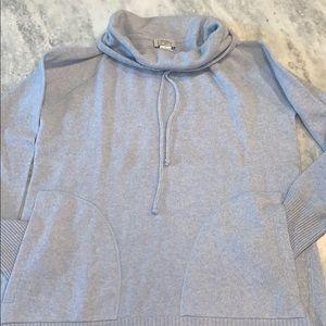 Loft Cashmere and Angora sweater, size Medium